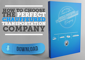how to choose the perfect chauffeured transportation company