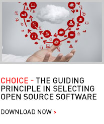 Choice – the Guiding Principle in Selecting Open Source Software, Virtualisation and Cloud