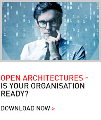 Open Architectures - is Your Organisation Ready?