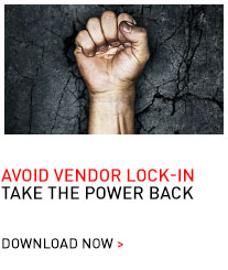 Avoid Vendor Lock in Take the Power Back