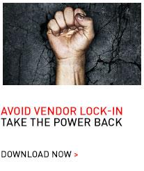Avoid Vendor Lock in Take the Power Back