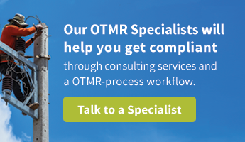 Talk to a OTMR Specialist