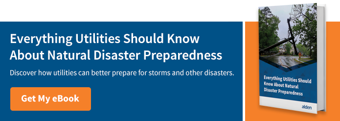 eBook - Everything Utilities Should Know About Natural Disaster Preparedness