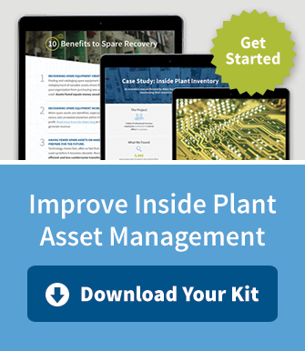 Improve Inside Plant Asset Management