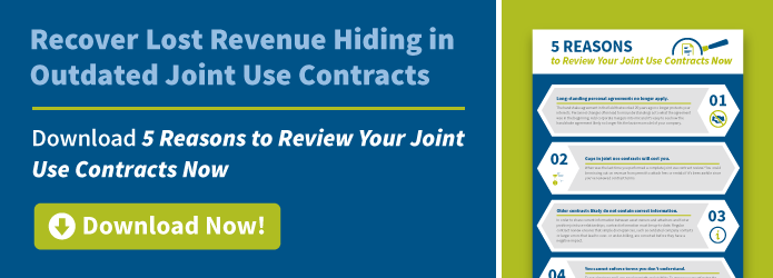 5 Reasons to Review Joint Use Contracts