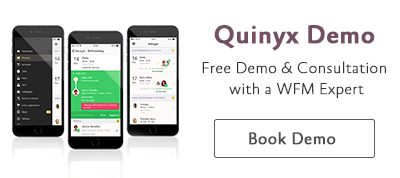 Book a Quinyx Demo