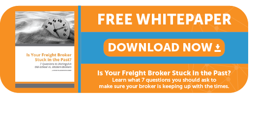 Download Is Your Freight Broker Stuck in the Past