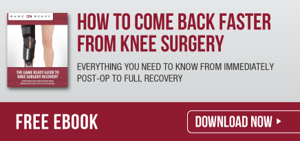 how to come back faster from knee surgery