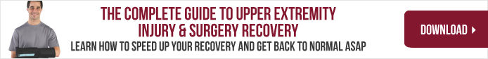 upper extremity injury and surgery recovery ebook