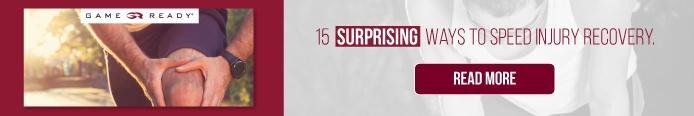 15 Surprising Ways to Speed Injury recovery