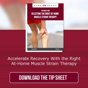 Muscle Strain Tip Sheet
