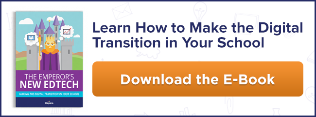 Learn How to Make the Digital Transition in Your School - Download the E-Book