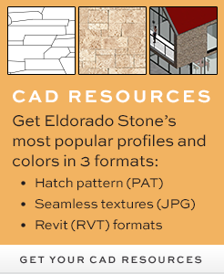 Download Eldorado Stone's CAD Resources