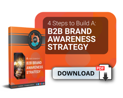 Grab Your B2B Brand Awareness Guide!