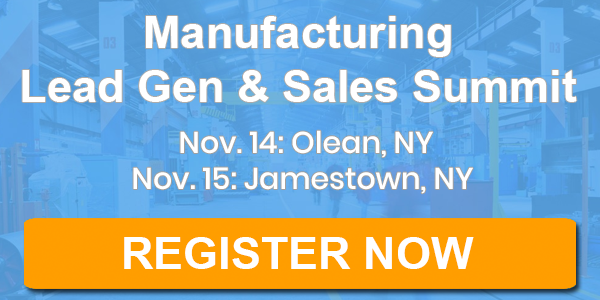 Manufacturing Lead Generation & Sales Summit