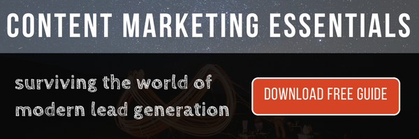 content marketing essentials guide download