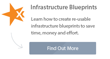infrastructure blueprints