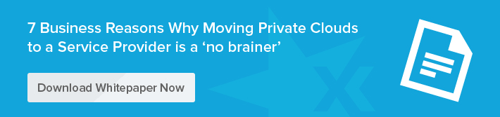 7 Business Reasons Why Moving Private Clouds is a no brainer