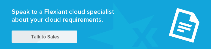 Speak to a Flexiant cloud specialist