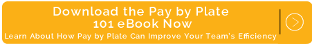 Download Your Pay by Plate 101 eBook Now to Learn More about How Pay by Plate Can Improve Your Team's Efficiency