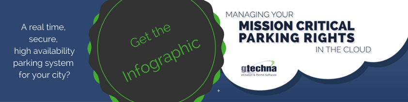 Get the Infographic on Mission Critical Parking Rights in the Cloud