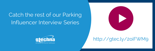 Link to Parking Influencer Interview Series