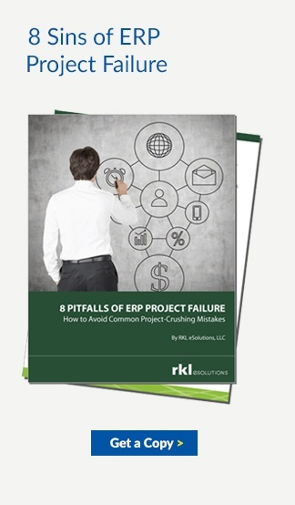 Download the free ERP Implementation eBook