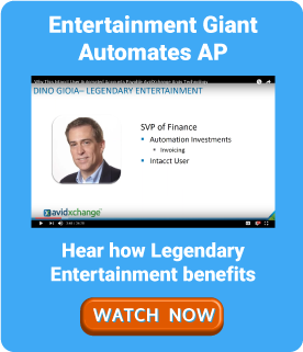 Entertainment Giant Legendary Entertainment Automates AP Arxis Technology