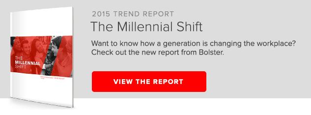 The Millennial Shift Report