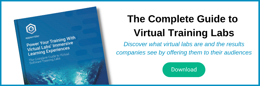 the complete guide to virtual training labs download