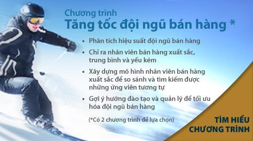 Chuong trinh tang toc doi ngu ban hang