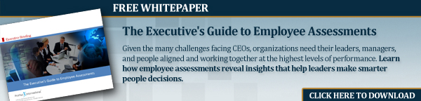 Guide to Employee Assessments