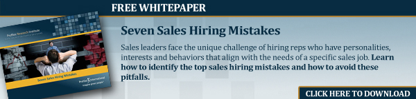 hiring mistakes, sales hiring,