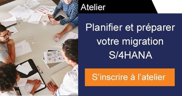 planifier et préparer votre migration s/4hana
