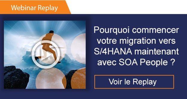 webinar replay S/4HANA Migration