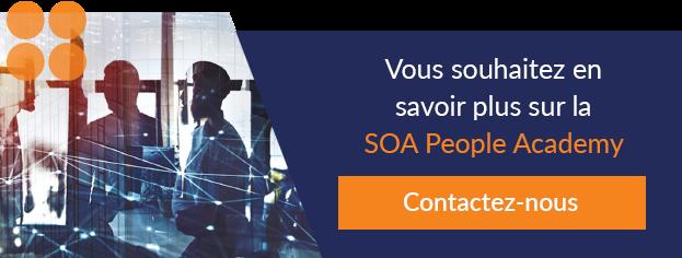 SOA People contacter un expert sur la SOA People academy