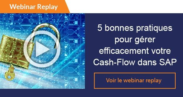 5 bonnes pratiques pour gérer efficacement votre Cash-Flow dans SAP WEBINAR REPLAY