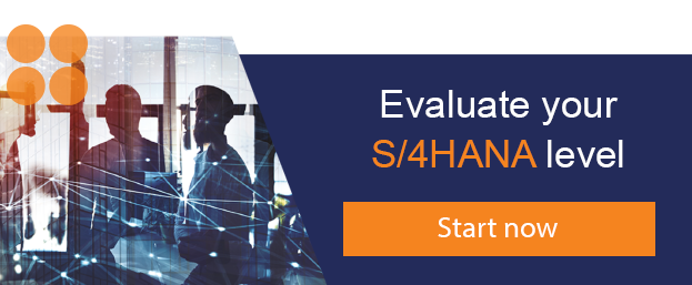 Evaluate your S/4HANA level