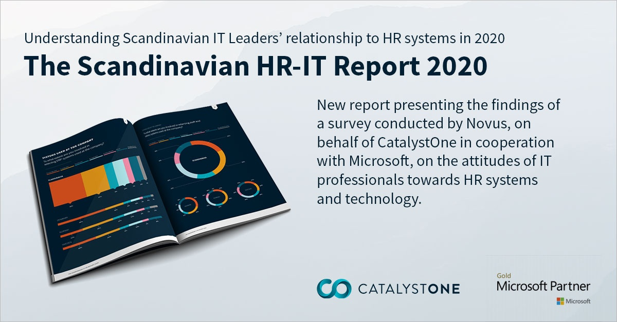 Download the Scandinavian HR-IT Report 2020