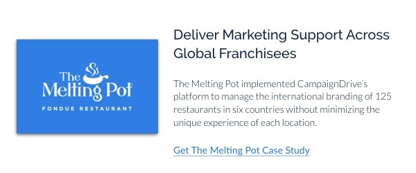 Melting Pot Case Study