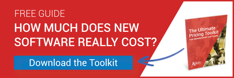 Pricing Toolkit for Membership Software