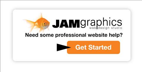 JAM Graphics | get professional help with your website