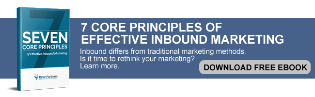 7 core principles of inbound marketing