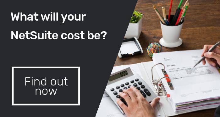 NetSuite Pricing Calculator