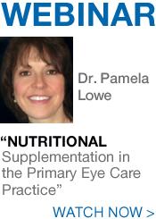 Dr. Pamela Lowe Webinar