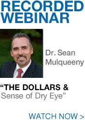 Dr. Sean Mulqueeny Webinar image