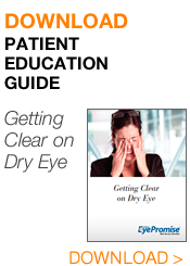 Dry eye education guide image