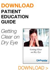 Dry eye education guide image