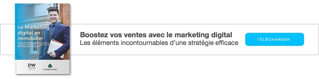 Marketing digital immobilier