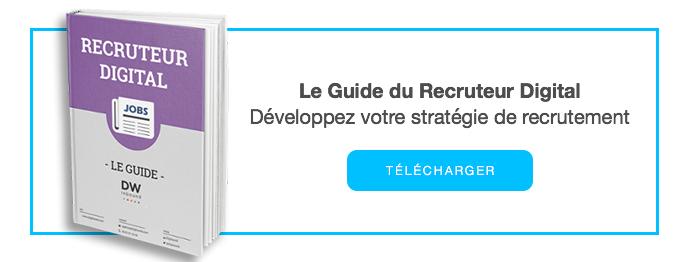 ebook guide du recruteur digital